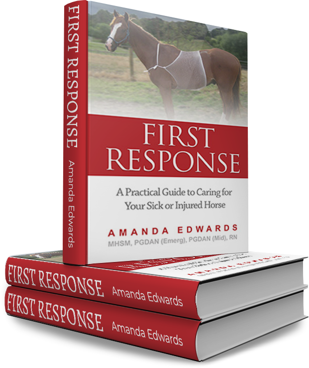 Horse First Aid Book